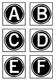 picture regarding Free Printable Bulletin Board Letters Pdf referred to as Boggle Board w/ Printable!!! - Generate Prepare Proportion