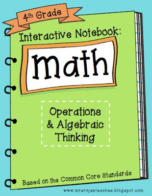 Interactive Math Notebook – 2nd Edition