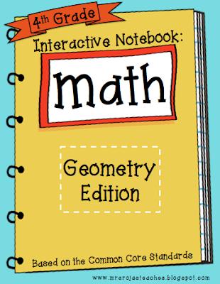 Interactive Math Notebook – 3rd Edition