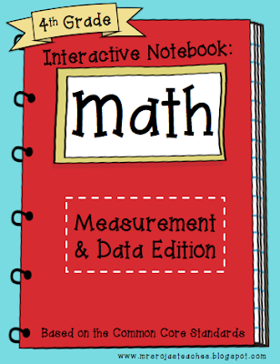 Interactive Math Notebooks – 4th Edition