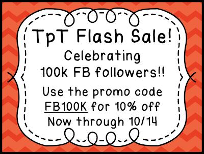 Congrats to TpT!!! Site-Wide Sale!!
