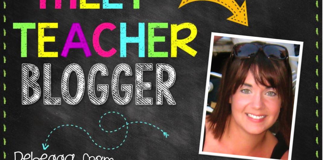 Meet the Teacher Blogger {Linky Party}