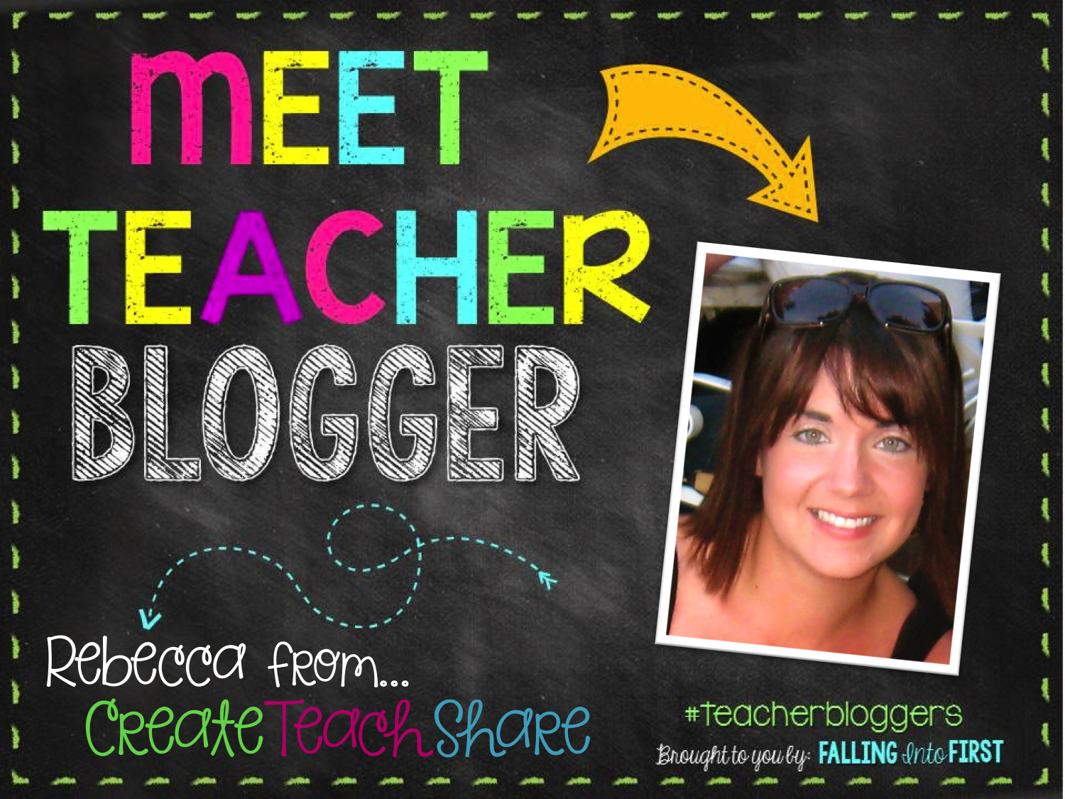 Meet the Teacher Blogger {Linky Party}