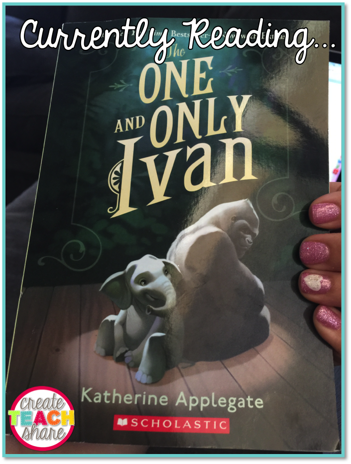 Responding to Quotes from The One and Only Ivan {Quotable Characters Freebie}