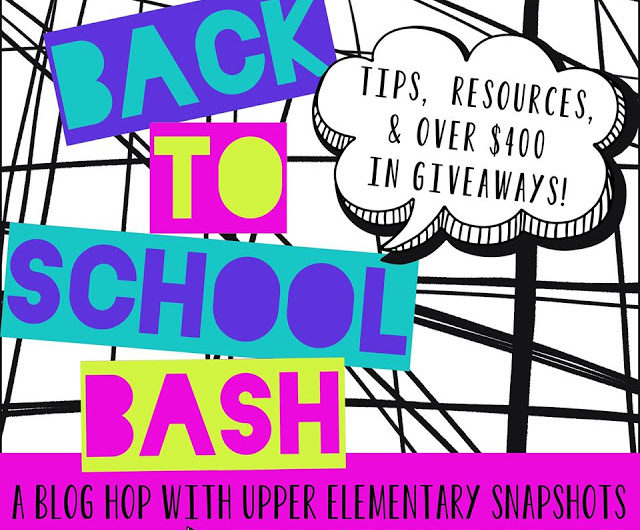 Back to School Tips, Freebies, and a  HUGE Giveaway
