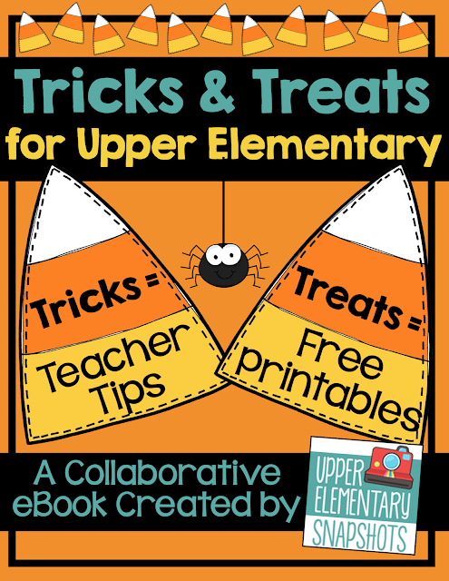 Upper Elementary Tricks & Treats
