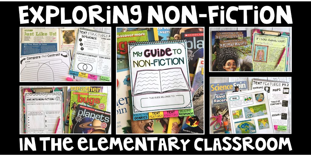 Exploring Non-Fiction in the Elementary Classroom