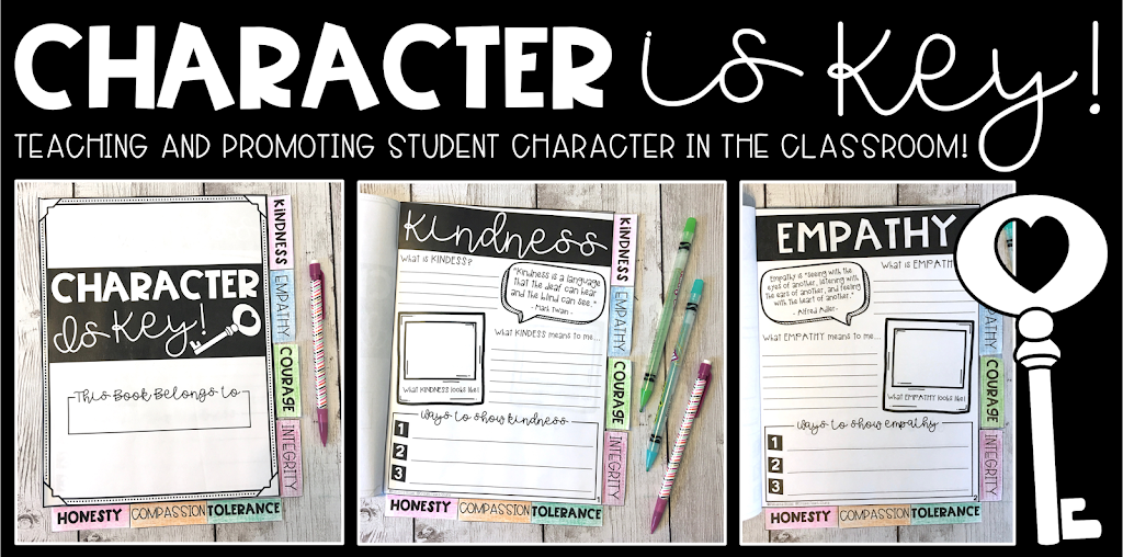 Character is Key: Promoting Character in the Classroom