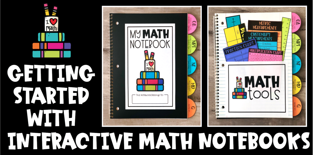 Getting Started with Interactive Math Notebooks